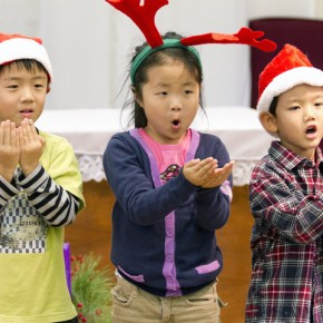 2011 주일학교 Christmas Party