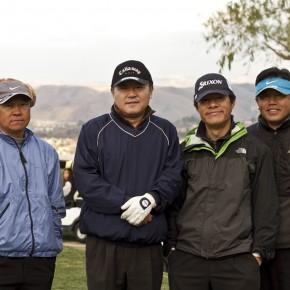 한인회 골프대회